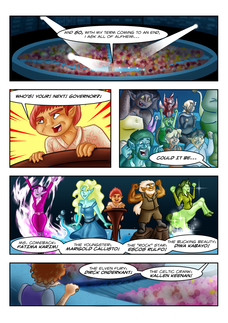 The Primaries